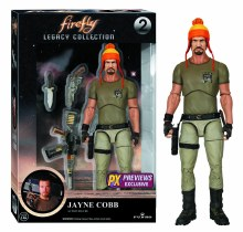 Legacy Firefly Jayne Cobb With Hat Px Action Figure
