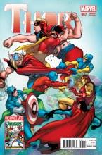 Thor #7 Avengers Var