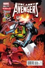 Uncanny Avengers #4 Chen Avengers Var