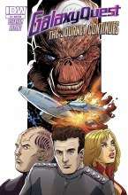 Galaxy Quest Journey Continues #4 (of 4) Subscription Var