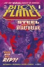Bitch Planet #5 (Mr)