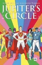 Jupiters Circle #1 Cvr D Parlo