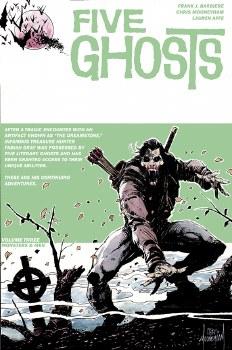 Five Ghosts TP VOL 03 Monsters & Men