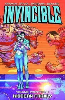 Invincible TP VOL 21