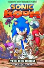 Sonic Boom TP VOL 01 Big Boom
