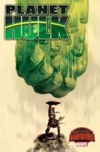 Planet Hulk #1 Swa