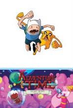 Adventure Time Sugary Shorts HC