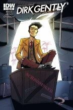 Dirk Gentlys Holistic Detective Agency #1 (of 5) Subcription