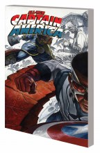 All New Captain America TP Fea