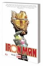 Iron Man TP VOL 05 Rings of Mandarin
