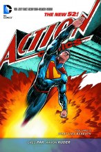 Superman Action Comics TP VOL 05 What Lies Beneath (N52)