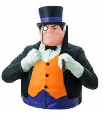 DC Heroes Penguin Bust Bank