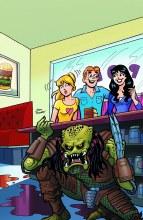 Archie Vs Predator #2 (of 4) Parent Main Cvr
