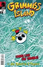 Itty Bitty Comics Grimmiss Island #3