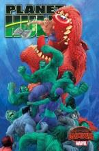 Planet Hulk #1 Singh Var Swa