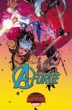 A-Force #1 Dauterman Var Swa