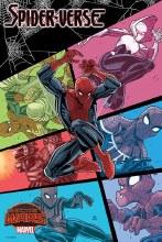 Spider-Verse #1 By Bradshaw Po