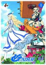 Gundam Turn A Part 01 DVD Collection