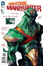Martian Manhunter #1 Var Ed