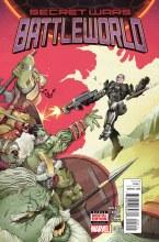 Secret Wars Battleworld #2 (of 4)