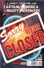 Captain America and Mighty Avengers #9