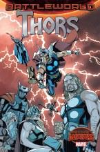 Thors #1 Secret Wars
