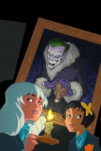 Gotham Academy #7 the Joker Var Ed