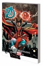Avengers TP VOL 06 Infinite Av