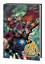 Avengers By Jonathan Hickman HC VOL 02