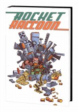 Rocket Raccoon Prem HC VOL 02 Storytailer