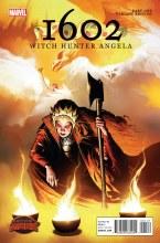 1602 Witch Hunter Angela #1 Isanove Var