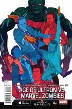 Age of Ultron Vs Marvel Zombies #1 Fox Maos Var