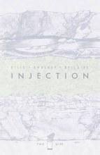 Injection #2 Cvr B Shalvey & Bellaire (Mr)