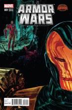 Armor Wars #1 Del Ray Var