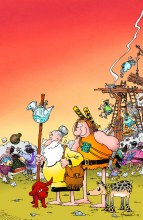 Groo Friends and Foes #6