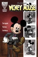 Mickey Mouse #1 Subscription V