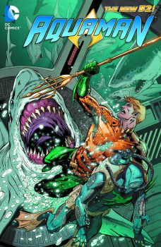 Aquaman TP VOL 05 Sea of Storm