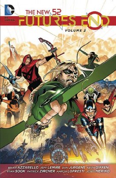 New 52 Futures End TP VOL 02