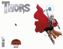 Thors #1 Renaud Ant Sized Variant