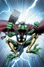 Thors #1 Keown Variant