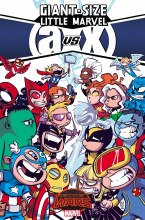 Giant Size Little Marvel AvX #1 by Skottie Young Poster