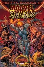 Marvel Zombies #1 By Lashley P