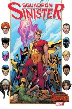 Squadron Sinister #1 By Pachec