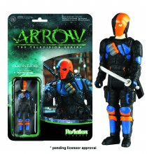 Reaction Arrow Deathstroke Fig