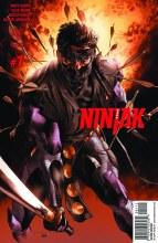 Ninjak #1 2nd Ptg (Pp #1171)