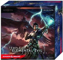 D&D Temple of Elemental Evil Board Game (C: 1-1-2)