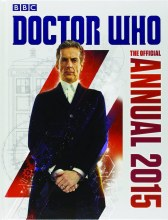 Doctor Who Offical Annual 2016 HC
