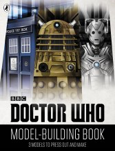 Doctor Who Model Building Book