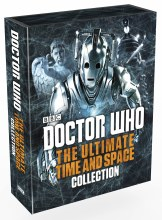 Doctor Who Ult Time & Space Collection Keepsake Box