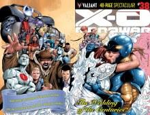 X-O Manowar #38 Cvr A Wraparou